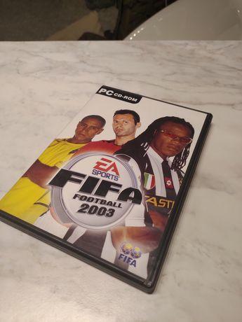 Fifa 2003 gra PC stand dbr