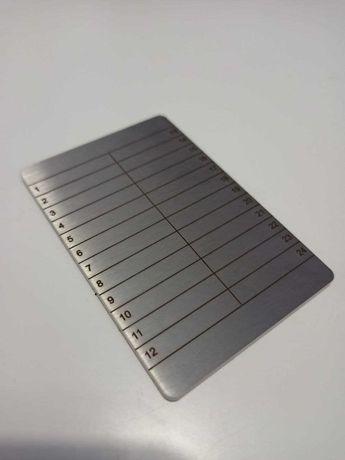 КриптоСталь - держите свои ключи от кошелька в безопасности