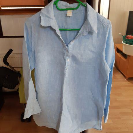 Koszula ciążowa tunika hm mama rozmiar M