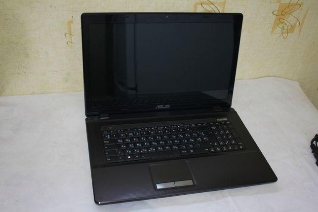 Ноутбук ASUS с большим Экраном 17,3 дюйма для Интернета, Игр, Работы