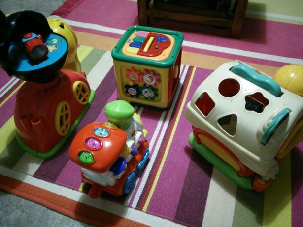 Brinquedos vários