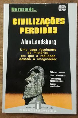 civilizações perdidas, alan landsburg, europa-américa