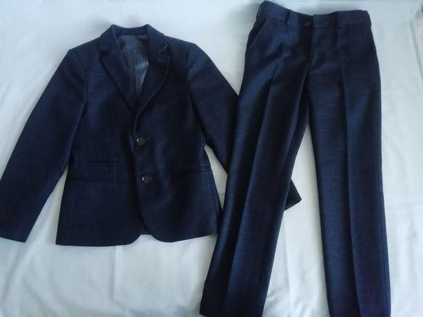 Школьный классический костюм р. 128
