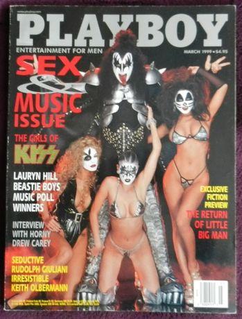 Playboy specjalny o Kiss 1999