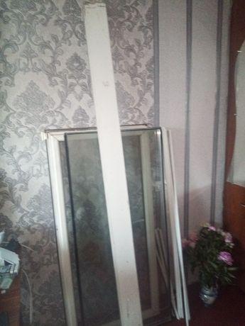 Рама на балкон б.у