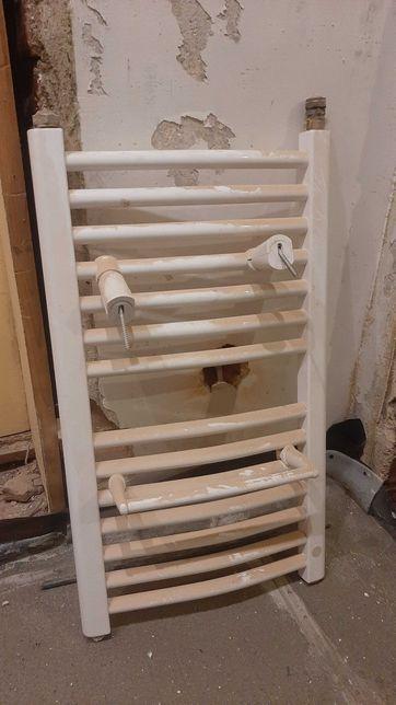 Używany grzejnik łazienkowy okazja