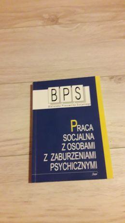 Meder Joanna Praca socjalna z osobami z zaburzeniami psychicznymi