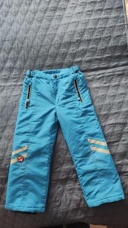 Spodnie Zimowe Narciarskie Cool Club Smyk rozm. 116