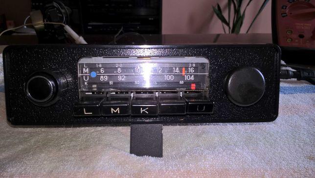 Stare radio samochodowe BLAUPUNKT