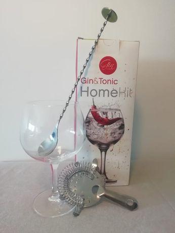 Kit para preparação gin (Cocktails)