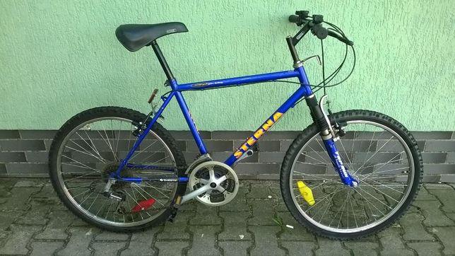 """rower,tanio,okazja zamiana 24"""" dzieciecy typ junior 9lat +"""