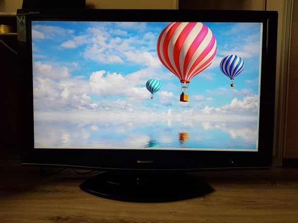 Telewizor lcd full hd dvb-t sharp aquos lc-42dh77e