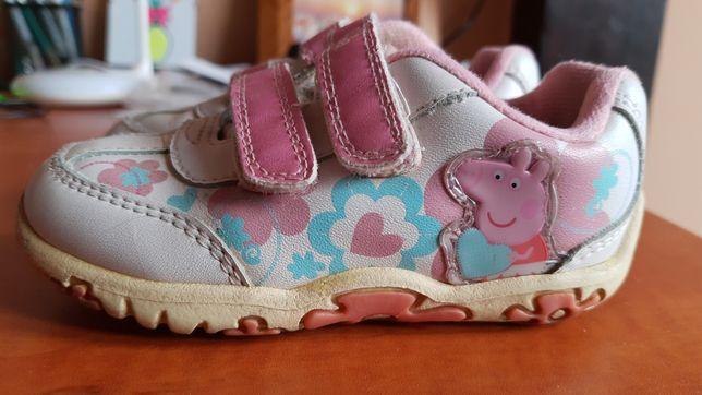 Adidasy świnka Peppa