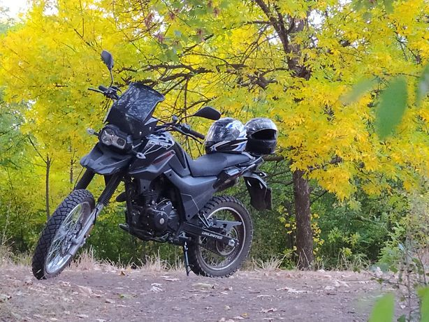 ТурЭндуро Shineray X-Trail 200 2020 года
