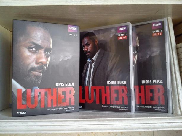 Luther * sezon 1 * dvd