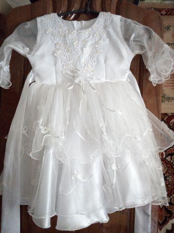 Пишне плаття сніжинки