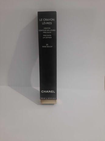 Konturówka do ust CHANEL LE CRAYON LÈVRES 91 Rose Delicat