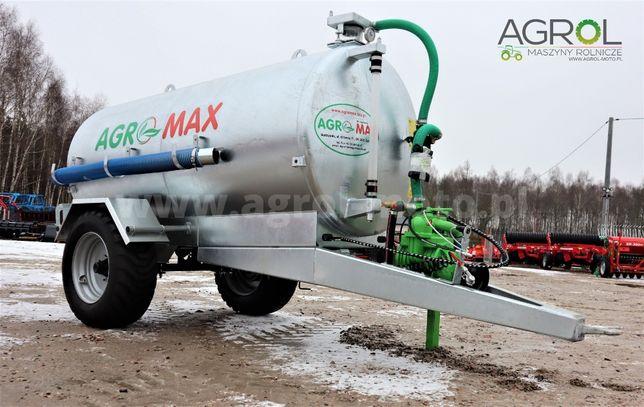 Wóz asenizacyjny 5000l Agro-Max