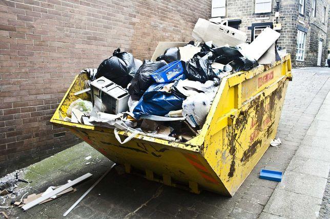 Likwidacja opróżnianie mieszkań domów strychów garaży odbiór złomu