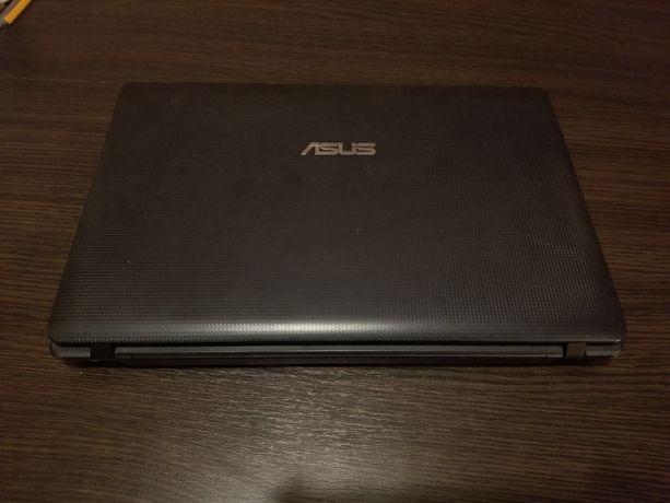 Ноутбук asus X54h+SSD 512