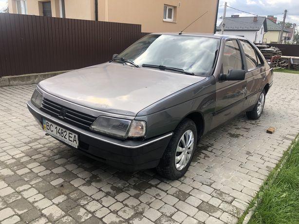Peugeot 405 1990 пежо