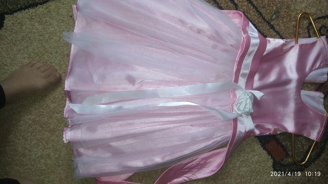 Выпускное платье детское в сад