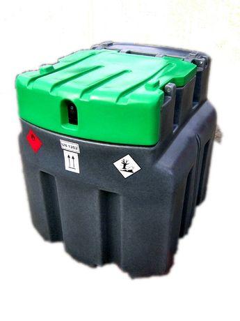 Zbiornik do paliwa ON 950 L Pojemnik do paliwa 950 l mobilny CPN