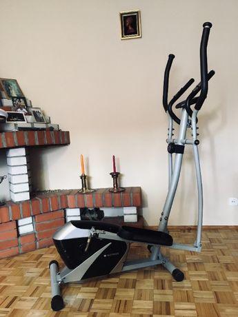 Sapphire Orbitrek Magnetyczny CICHY rower siłownia 100% sprawny trenaż
