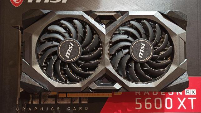 RX 5600 XT MSI Mech OC 6GB_Гарантия 32 месяца