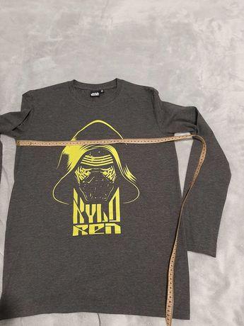 Szara bluzka chłopięca Star Wars