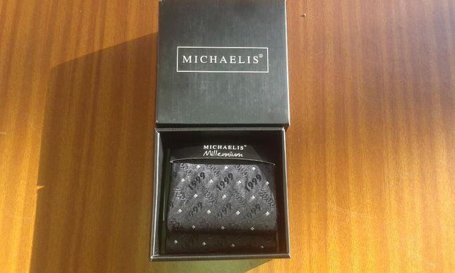 Gravata MICHAELIS nova na caixa