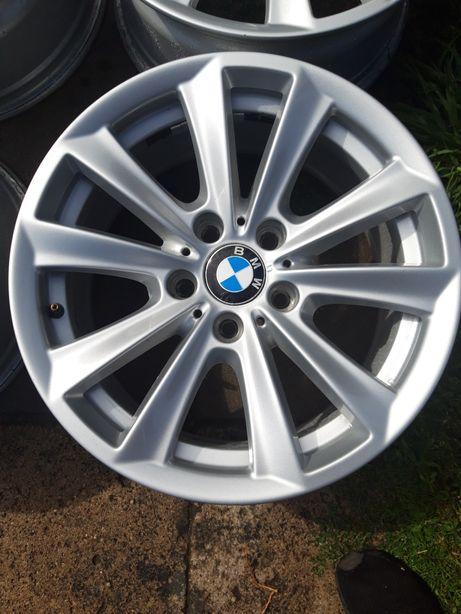 Felgi BMW ORYGINAŁ 5 x 120 R 17. BMW 1, 3, 5, X1, X3, X5