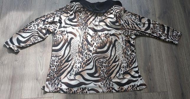 Elegancka bluzka 48 50