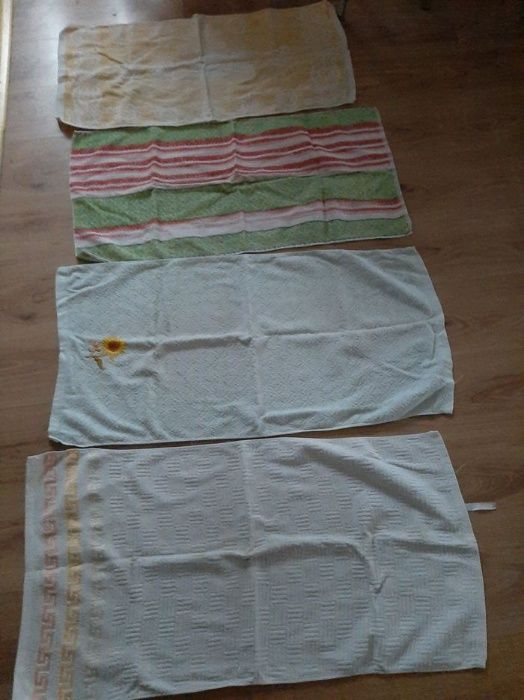 Średni ręcznik kąpielowy 4 szt Gorlice - image 1