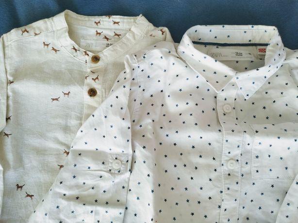 Zara Kids Camisas menino