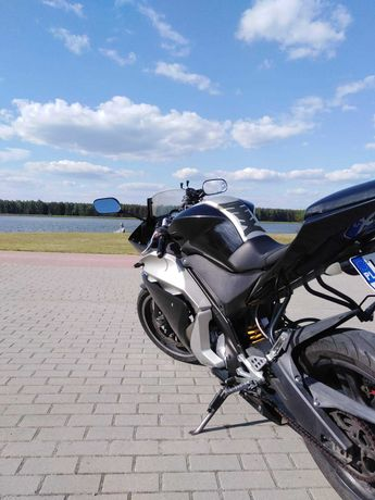 Yamaha YZF r125 (od motocyklisty)