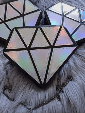 Mała torebka Diamond