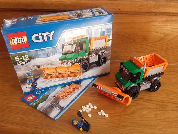Klocki LEGO City 60083 - Pług Śnieżny
