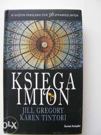 Księga Imion - Jill Gregory, Karen Tintori
