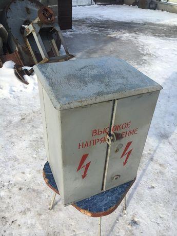 Продам электрический ящик для электрики для стройки мощный под замок