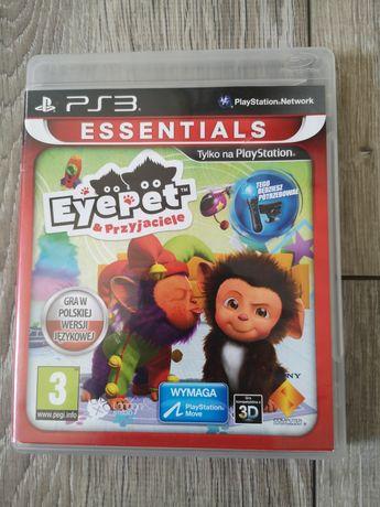 Eye pet gra na PS3 dla dzieci