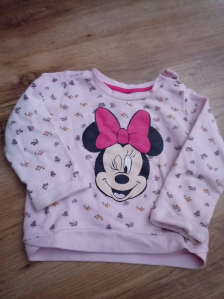Bluza z Minnie c&a r. 86