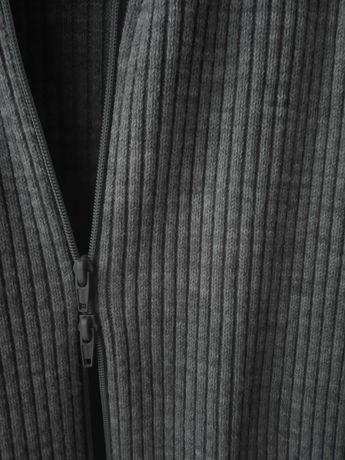 Płaszczyk sweterkowy