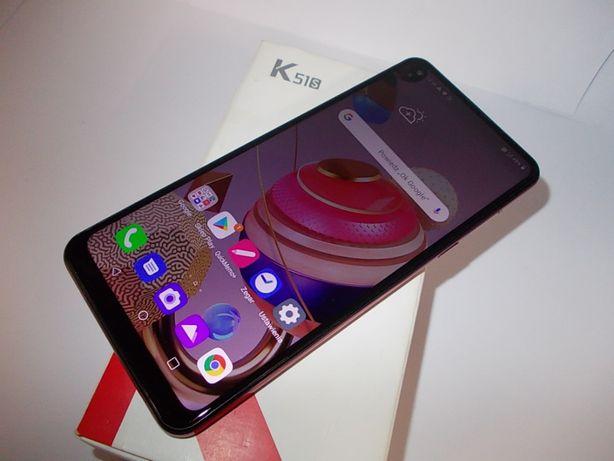 Telefon LG K51s + Gwarancja ! Komplet !