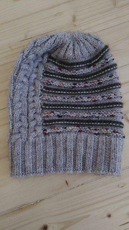 Фирменная качественная зимняя шапка