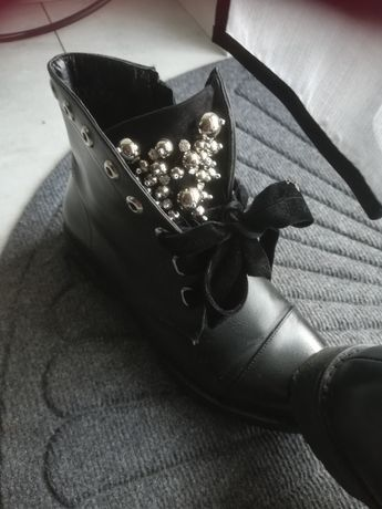 Super buciki 37 damskie