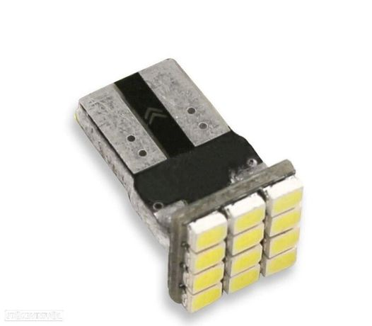 LÂMPADA LED CANBUS FRONTAL W5W / T10 H-POWER