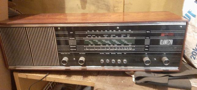Stare radio klawesyn