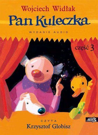 Bajka PAN KULECZKA 3 dla dzieci MP3 audiobook czyta Krzysztof Globisz