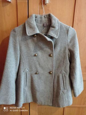 Płaszczyk Zara r.128